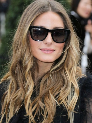 New Arrival Celebrity Balayage Lace Front Human Hair Wig HH040