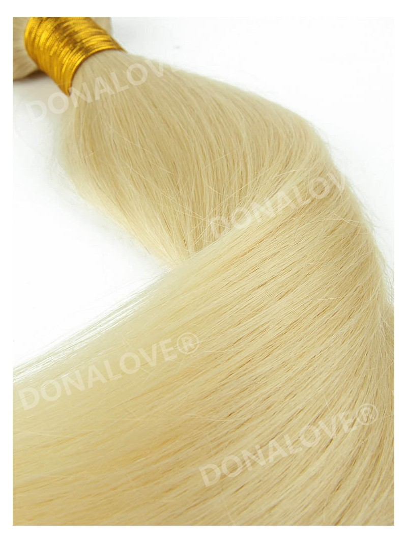 White blonde indian remy clip in hair extensions color diy 613a human hair full lace wig curly ash brown pmusecretfo Images