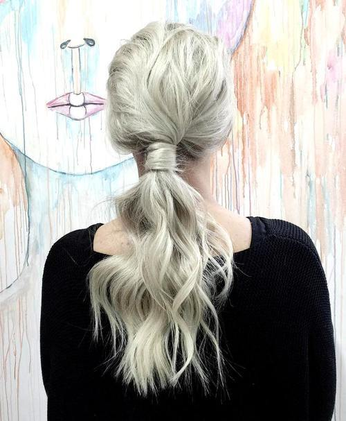 10-long-low-blonde-tousled-ponytail