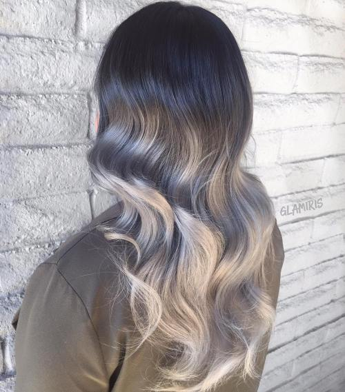 12-gray-ombre-for-black-hair