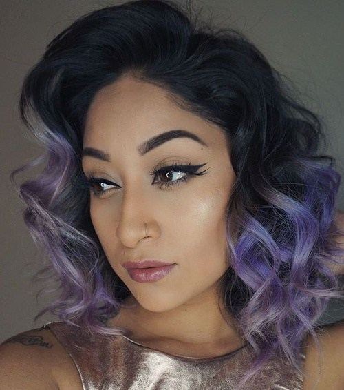 5-pastel-purple-ombre-for-black-hair