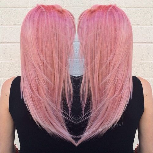9-pastel-pink-layered-hairstyle