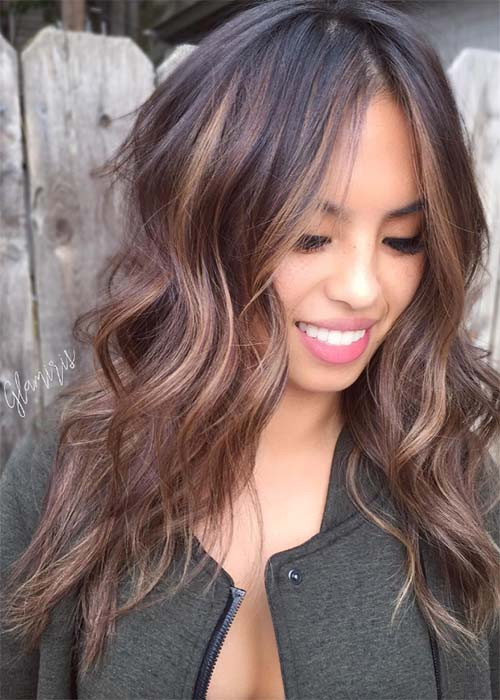 12. Lived in Mauve Hair