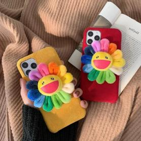 SUNFLOWER SHOCKPROOF PROTECTIVE DESIGNER IPHONE CASE PC008