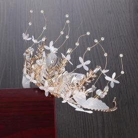 FAIRY BRIDAL CROWN AC035