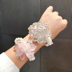 ONE PIECE CRYSTAL HAIR BAND HB207