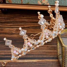 CRYSTAL QUEEN CROWN AC011