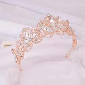 CRYSTAL PRINCESS CROWN AC055