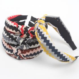 ONE PIECE GEOMETRY HAIR BAND HB186
