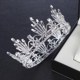 FAIRY BRIDAL CROWN AC036