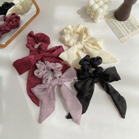 ONE PIECE OF BOW SILK HAIR BAND HB269