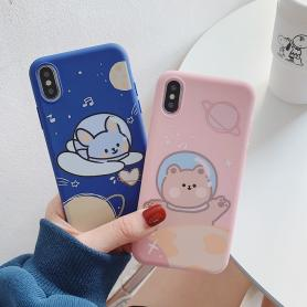 CARTOON SHOCKPROOF PROTECTIVE DESIGNER IPHONE CASE PC072