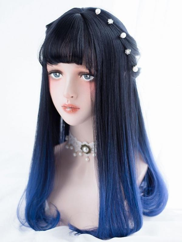 Sylvia~Black to Blue~DL028