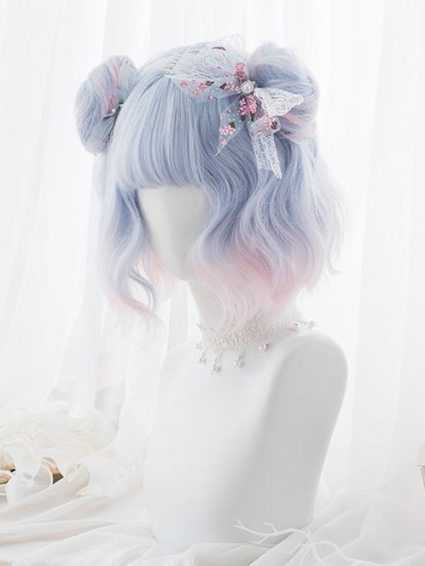 Youth~Pastel Blue Mixed Pink~DL039