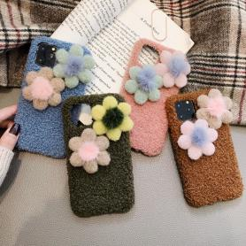 FLOWER SHOCKPROOF PROTECTIVE DESIGNER IPHONE CASE PC074