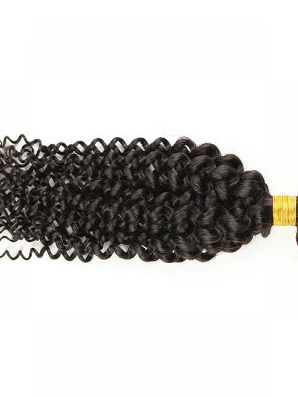 Kinky Curly 100% Virgin Remy Clip In Hair Weave CDH001
