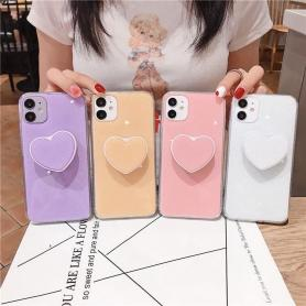 HEART SHOCKPROOF PROTECTIVE DESIGNER IPHONE CASE PC077