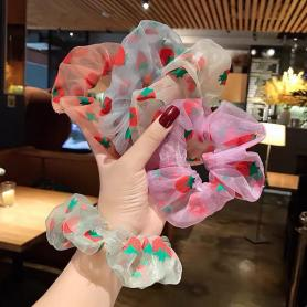 5 PCS STRAWBERRIES HAIR BAND HB018