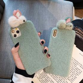 RABBIT SHOCKPROOF PROTECTIVE DESIGNER IPHONE CASE PC075