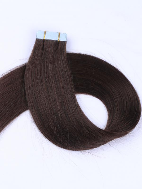 Solid Color Tape In Hair extensions
